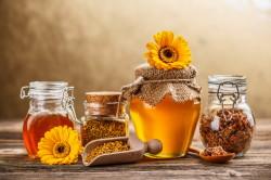 Польза меда при повышенной кислотности желудка
