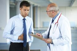 Консультация врача по-поводу вздутия живота