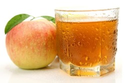 Яблочный сок для лечения гастрита