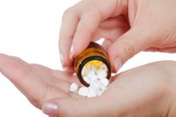 Прием препаратов для лечения хронического гастрита