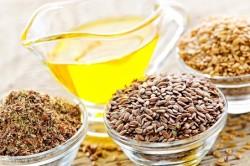 Польза семян льна при лимфоидном гастрите