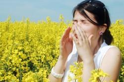 Аллергия - причина болей в желудке при беременности