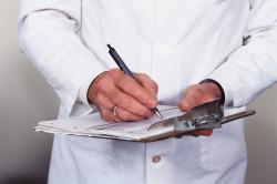 Обращение к врачу по вопросу лечения гастрита