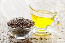 Семена льна для лечения гастрита