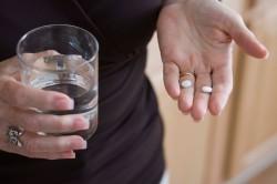 Прием препаратов для лечения анацидного гастрита