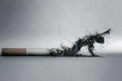 Длительное курение - причина гастрита