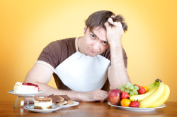 Снижение веса и аппетита при субатрофическом гастрите