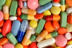 Прием антибиотиков для лечения гастрита