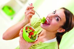 Соблюдение диеты для лечения атрофического гастрита