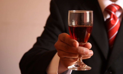 Употребление алкоголя при гастрите