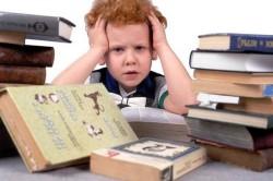 Большие нагрузки в учебе - причина гастрита