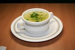 Мясной бульон для приготовления супа