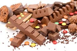 Вред шоколада при гастрите
