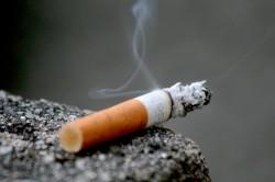 Курение - причина язвенной болезни