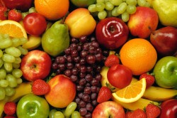 Содержание клетчатки во фруктах - причина вздутия
