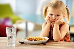 Потеря аппетита как симптом гастрита у детей