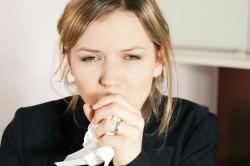 Кашель - симптом грыжи желудка