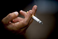 Курение-внешняя причина гастродуоденита
