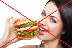 Неправильное питание - причина возникновения катарального бульбита