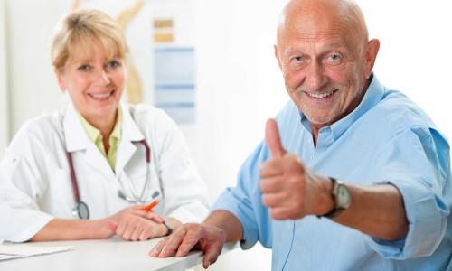 Лечение желудка под контролем врача