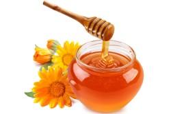 Мед для добавления в настой из подорожника