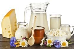 Молочные продукты при лечении антрального гастрита