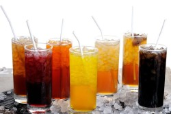 Газированные напитки - причина отрыжки