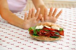 Полный отказ от пищи как признак гастрита