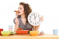 Польза дробного питания при вздутии живота