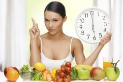 Соблюдение правильного питания при гастрите
