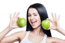 Польза зеленых яблок при гастродуодените