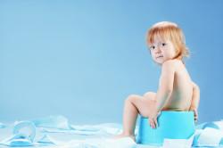 Проблема засорения желудка у детей