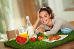 Соблюдение диеты для лечения гастрита