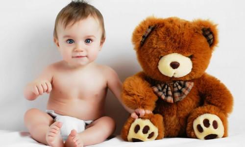 Проблема вздутия живота у детей