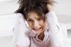 Стресс - причина вздутия живота