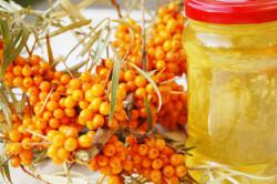 Лечение гастрита настойкой из облепихи и меда