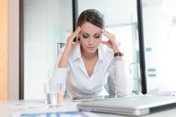 Частые стрессы - причина хронического гастрита