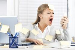 Стресс - причина тошноты и боли в желудке