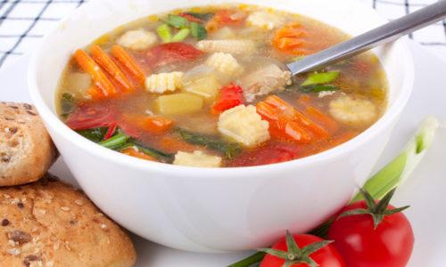 Польза супов при гастрите с повышенной кислотностью