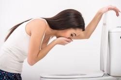 Тошнота - симптом отравления