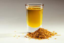 Применение масла из семян льна при гастрите