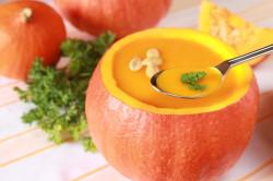 Польза тыквенного супа при гастрите