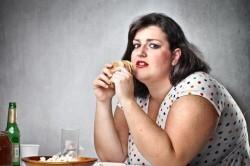 Избыточный вес - причина недостаточности кардии желудка