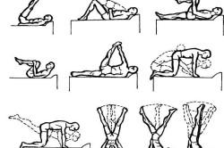 Упражнения для мышц живота