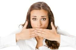 Неприятный запах изо рта - симптом гастрита