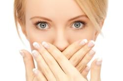 Неприятный запах изо рта - симптом атрофического гастрита