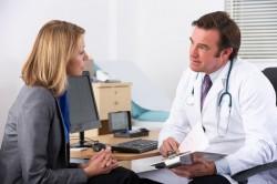 Консультация с врачом до проведения гастроскопии