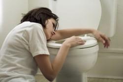 Рвота как симптом гастродуоденита