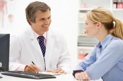 Консультация доктора для лечения гастрита