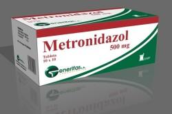 Метронидазол при лечении язвы желудка